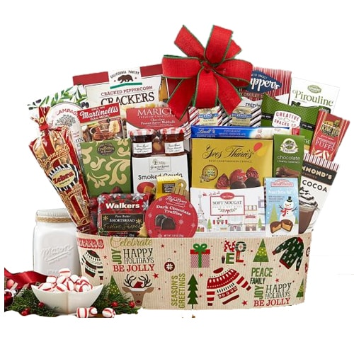 Share the Joy of Holidays Gift Hamper